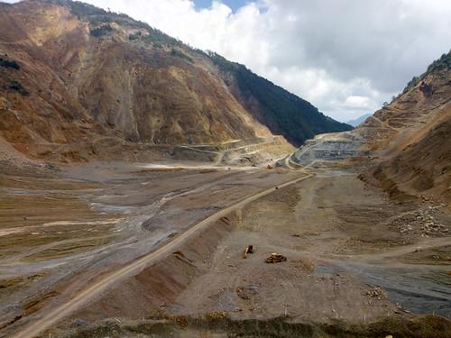 philex mining area site