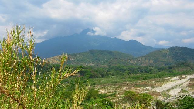 Cerro Ovando desde Cintalapa, Canon POWERSHOT A490
