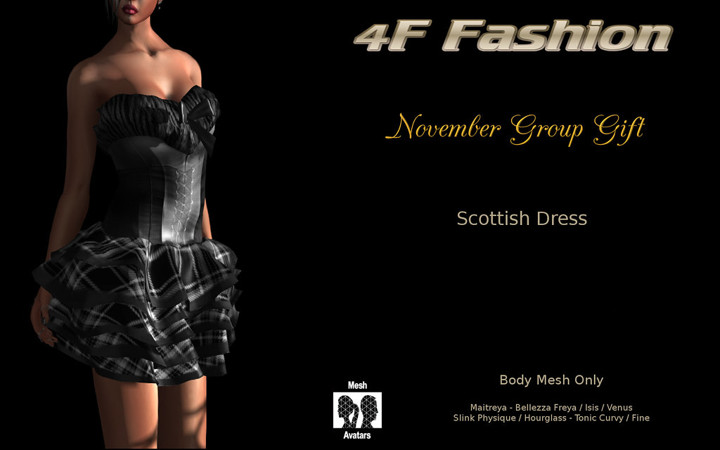 4F Fashion Group Gift November