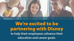 Expanded Wilmington University partnership with Guild Education provides a fully funded college degree to more than 80,000 hourly Disney employees nationwide