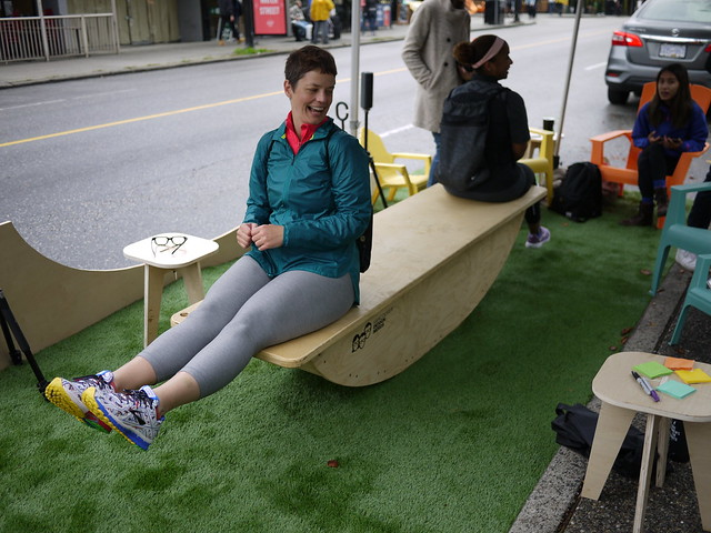 WAVE @ PARK(ing) Day