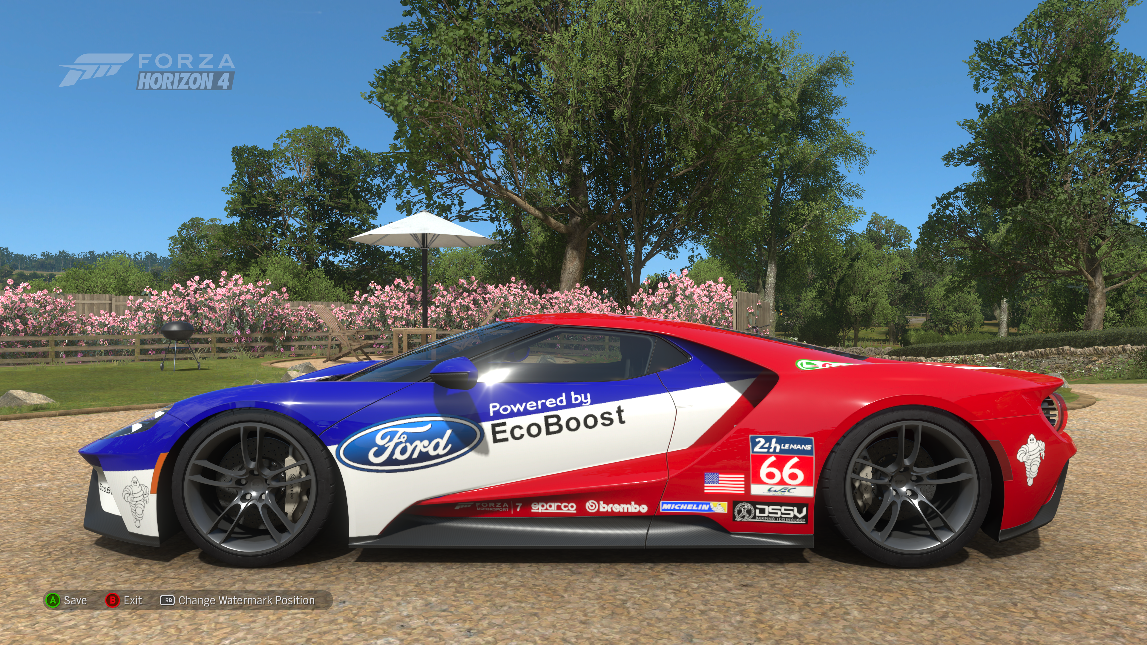 Ford Gt Lemans Racing Livery File Lemans Gt  James Bond
