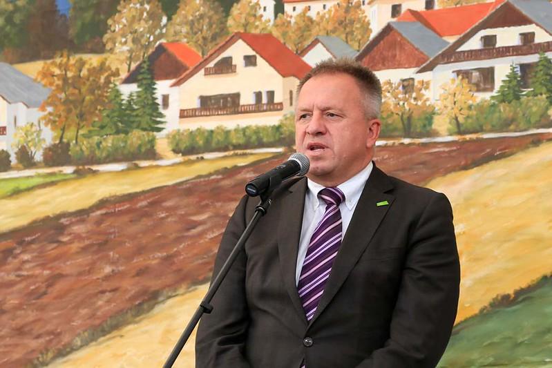 Zdravko Počivalšek, minister za gospodarski razvoj in tehnologijo