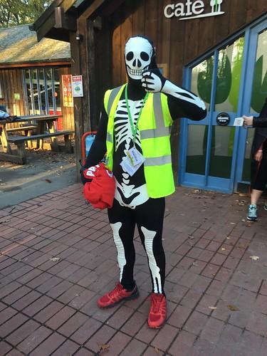 Wyre Forest Halloween parkrun 2018