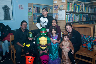 10/26/2018 - Halloween Party @ Main Library