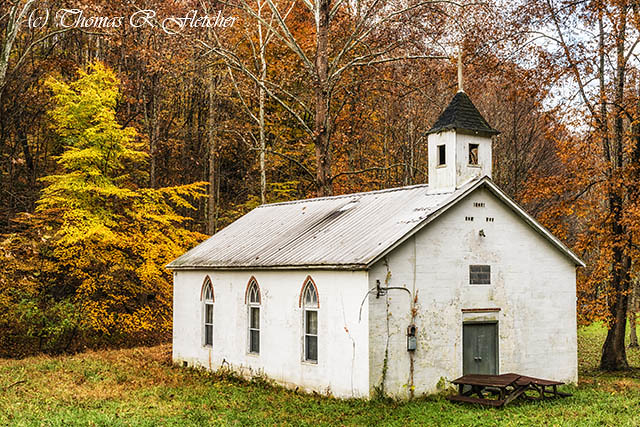 Country Church For Sale