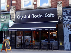 Picture of Crystal Rocks Cafe, 49a South End