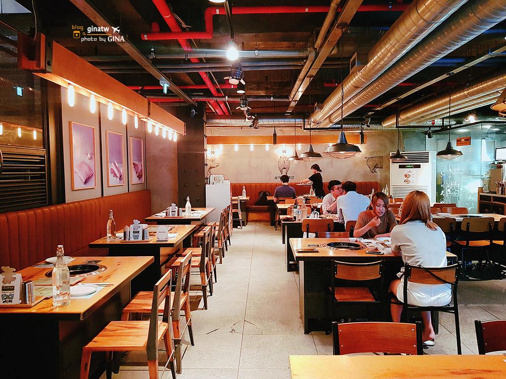 【明洞烤肉】YG Republique|三岔路肉舖|首爾韓國韓牛|可線上訂餐比較便宜 @GINA環球旅行生活|不會韓文也可以去韓國 🇹🇼
