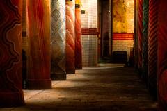 Couleurs et verticalité de Saint-Savin - Photo of Villemort
