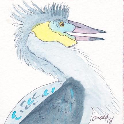 10.25.18 - Heron Portrait