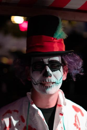 3e Runderground HalloweenRun<br/>80 foto's