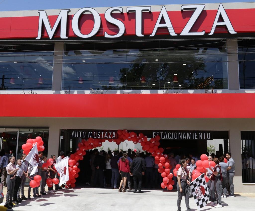 2018-10-30 PRENSA: Inauguración del Nuevo Local de Mostaza