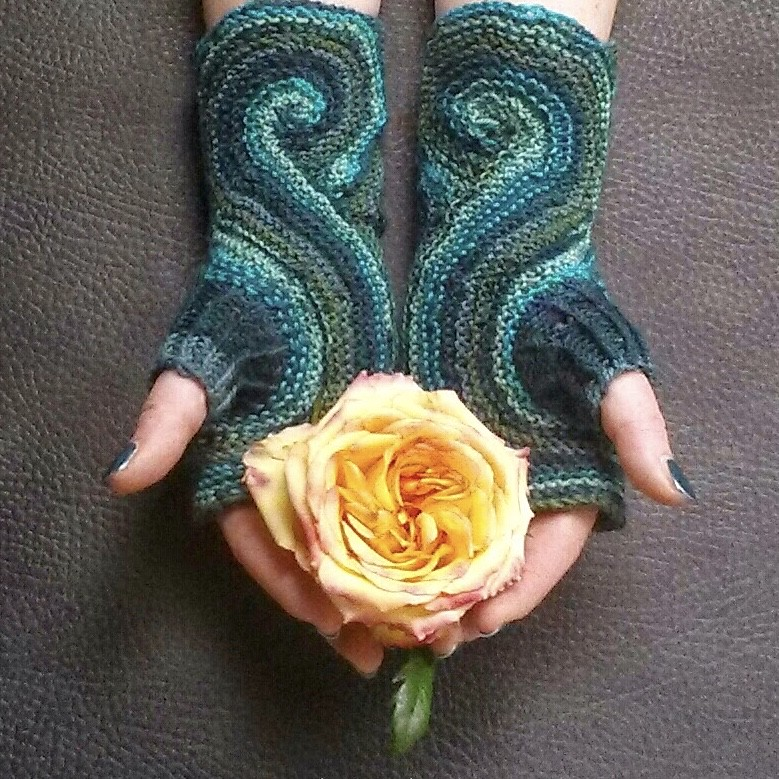 Pieces of Eight by Sybil R of Knitting snd so on