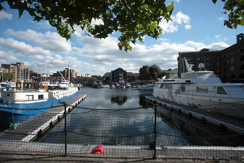 St Katarine Docks