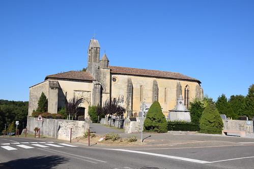 église de St Martin de Hinx (3)