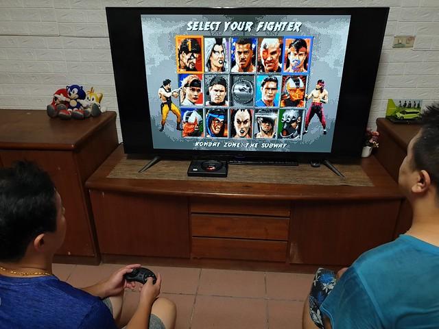 「SEGA MD 復古遊戲機」經典再現感動滿載,內建85款經典遊戲/電視遊樂器 - 38