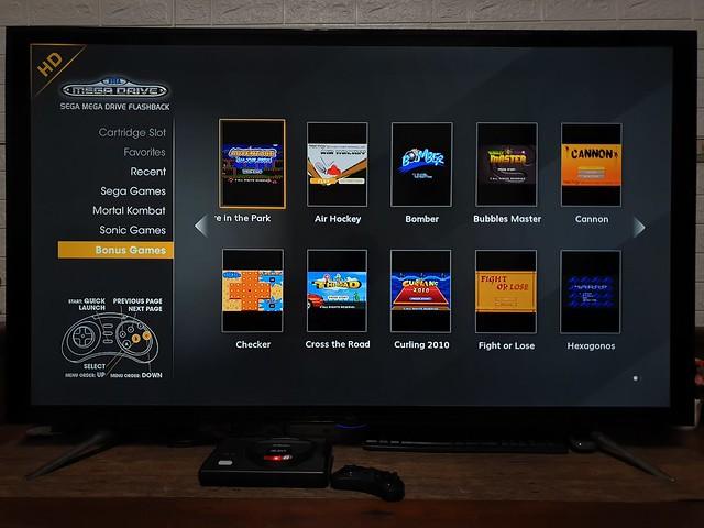 「SEGA MD 復古遊戲機」經典再現感動滿載,內建85款經典遊戲/電視遊樂器 - 27