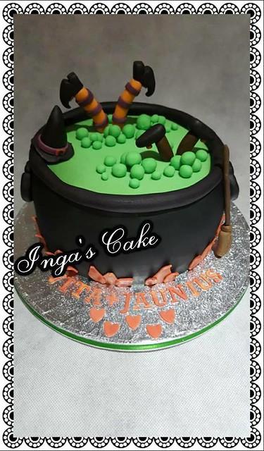 Cake by Inga's Cake