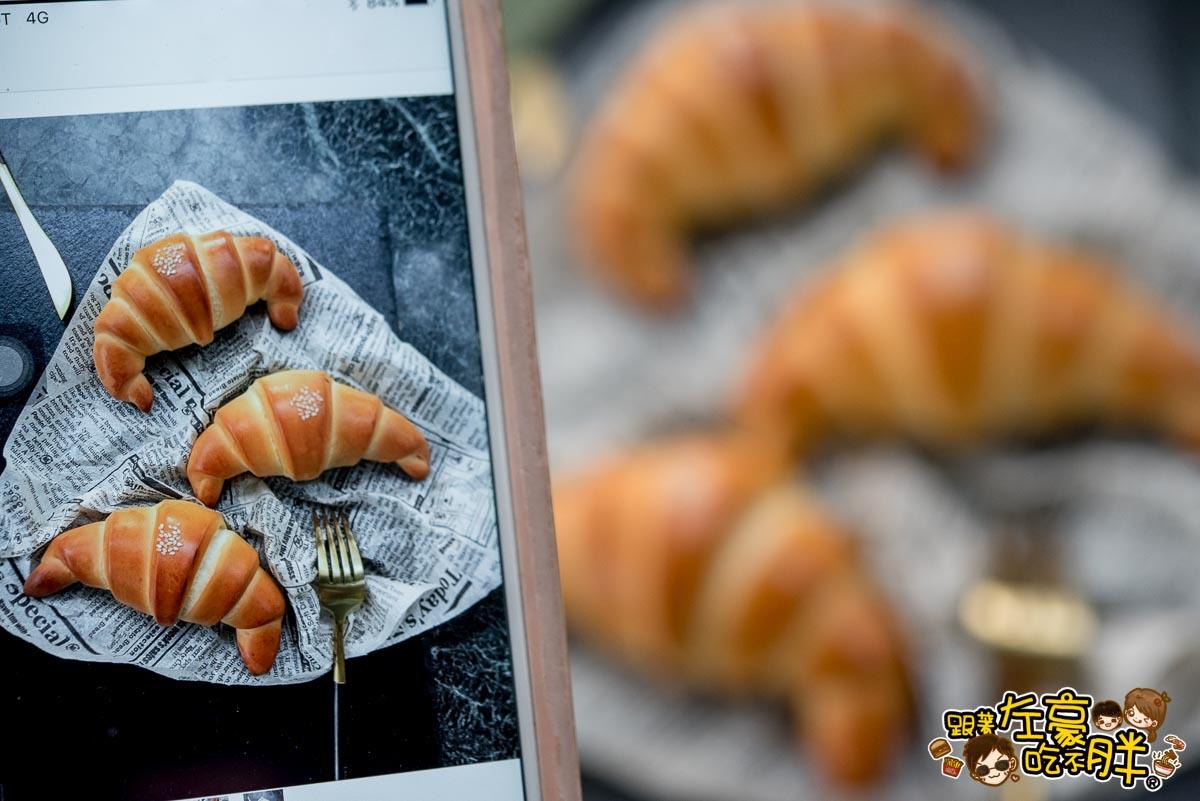 屏東美食 小恩家手作麵包專賣-39
