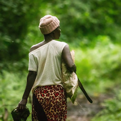 2018 Uganda,Mpanga Rainforest