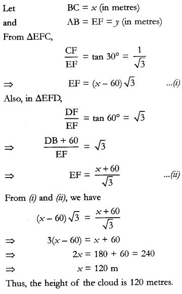 CBSE Sample Papers for Class 10 Maths Paper 10 43