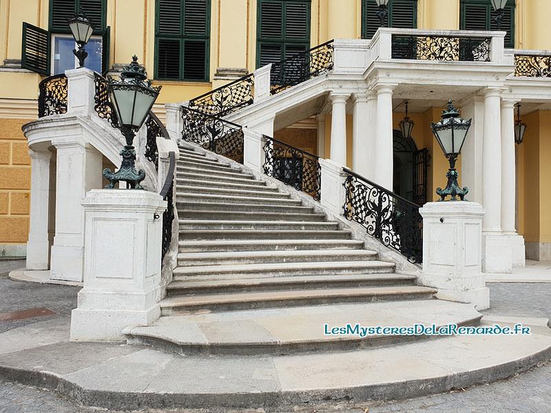 Schonbrunn Vienne