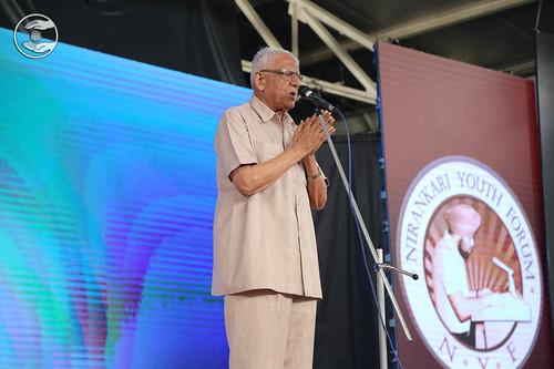 General Secretary, SNM, V.D. Nagpal