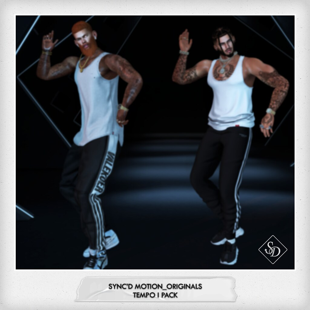 Sync'D Motion__Originals - Tempo I