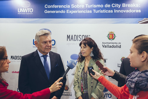 UNWTO Conference on City Breaks, Creating Innovative Tourism Experiences