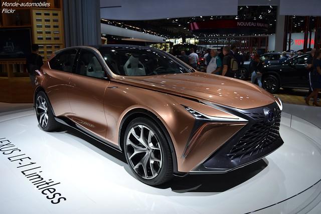 Lexus LF1 Limitless Concept