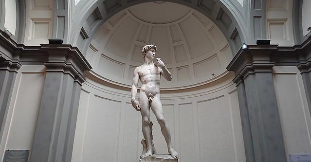 David (Michelangelo) - Galleria dell'Accademia, Firenze