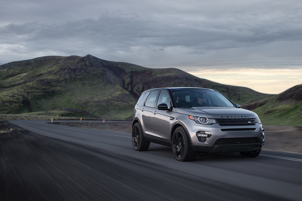 Comprar Land Rover Discovery Sport