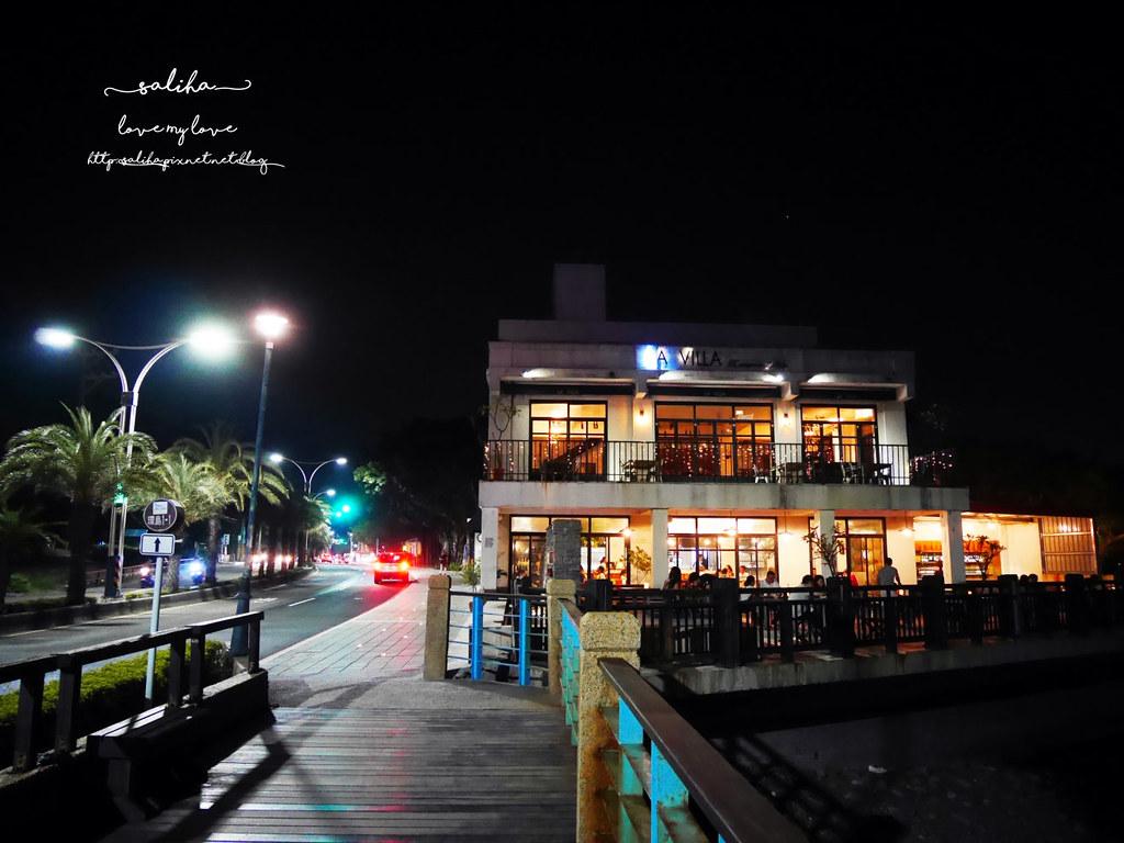 La Villa Danshui淡水景觀夜景浪漫餐廳推薦甜點點心下午茶 (4)