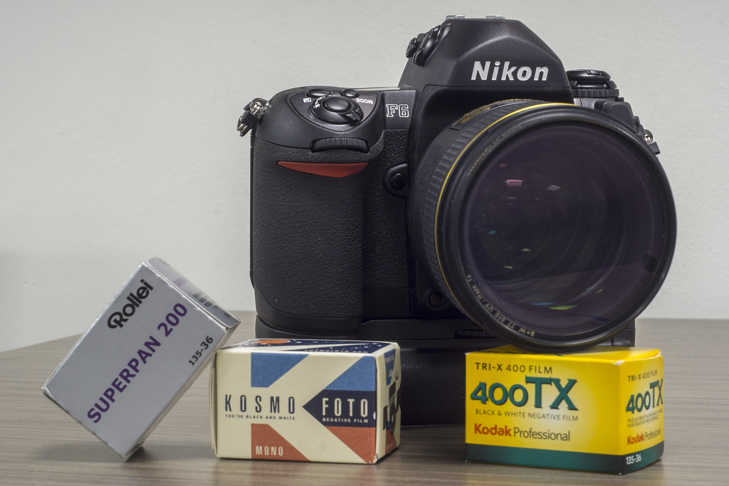 CCR Review 100 - Nikon F6