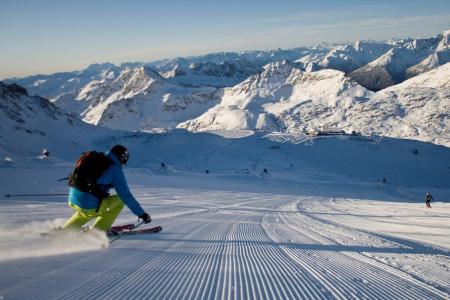 Mölltalský ledovec – lyžování od 29,90 eur za den!