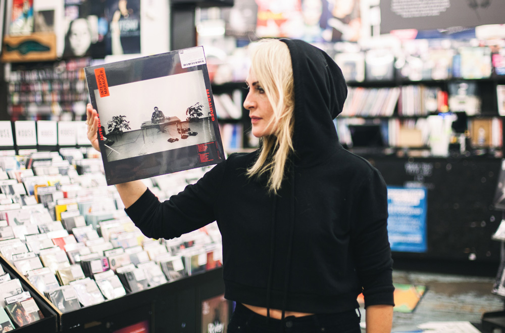 Record Shopping with Emily Haines