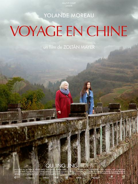 Voyage en Chine de Zoltán Mayer