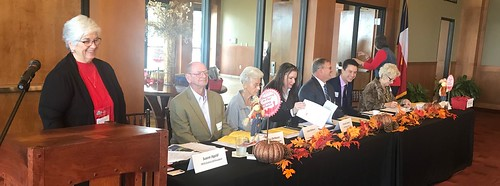 TRTA District 20 Fall Conference Oct 25, 2018