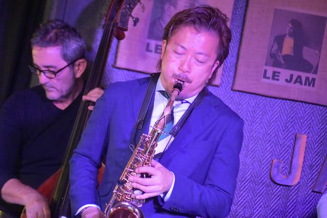 Hirokazu Ishida quintet by Pirlouiiiit 28102018