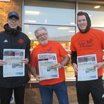 Ryan Adams,Peter Olson, Sam Taylor Parks (MVB Sept 2018)