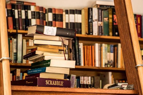 The book attic