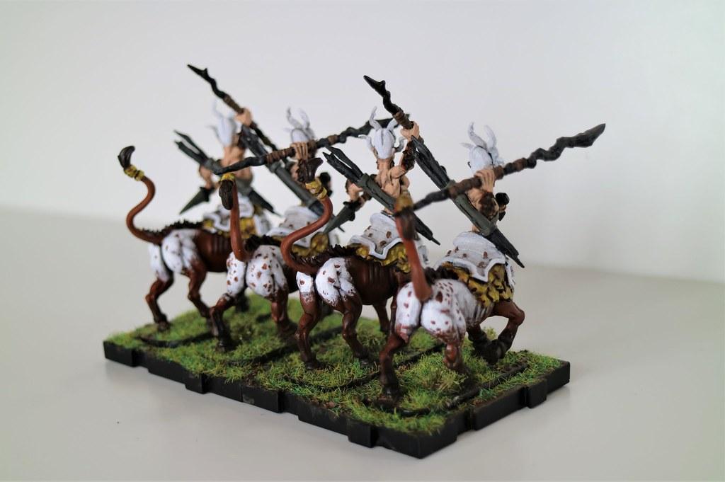 Runewars Miniatures Ventala Aspen Back