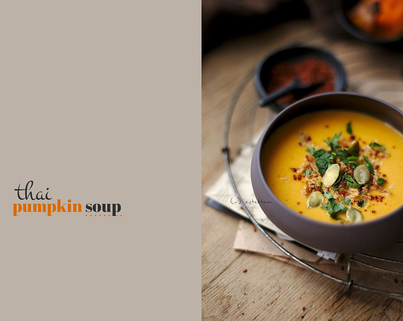 thai pumpkin soup