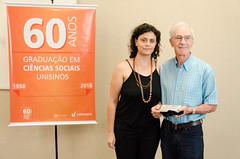 Aniversário de 60 anos do curso de Ciências Sociais