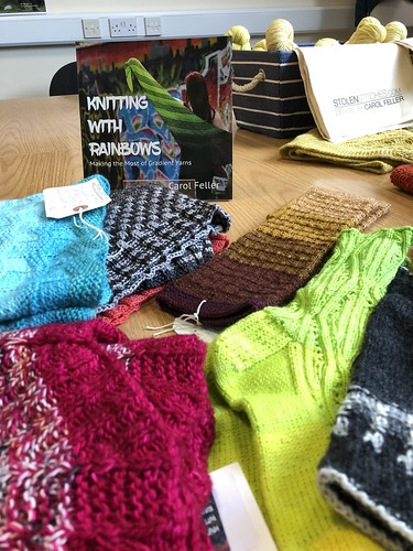 EvinOK.com knitting adventures and Irish yarn