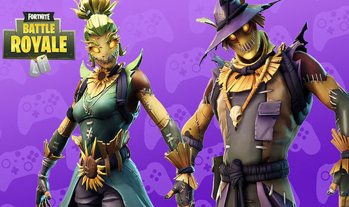 Fortnite 6.1 LEAKED SKINS: Halloween scarecrow Straw Ops, Hay Man release dates