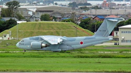 C-2 航空自衛隊第403飛行隊 88-1208 IMG_1047_2