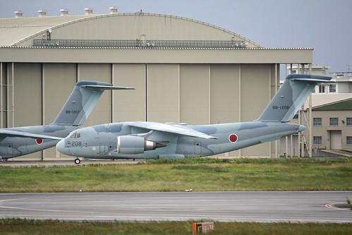 C-2 航空自衛隊第403飛行隊 88-1208 IMG_7996_2