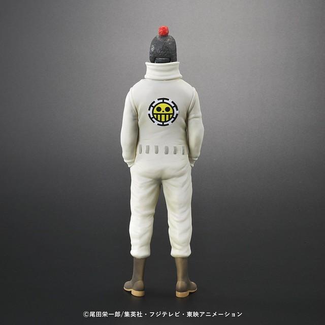 『ARCHIVE COLLECTIONS系列』 紅心海賊團 歡樂登場!ワンピース アーカイブコレクション ハートの海賊団