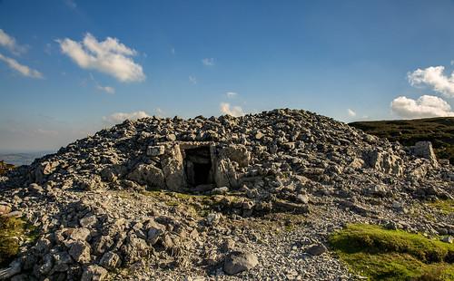 Carrowkeel Megalithic Cemetery, Ireland 10 October 2018